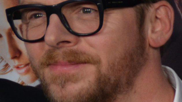 Simon Pegg, Autor und Schauspieler