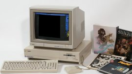 Ein Amiga 1000