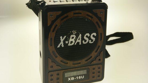 Test Somitec Xb 16u Mp3 Player Radio Zebrabutter