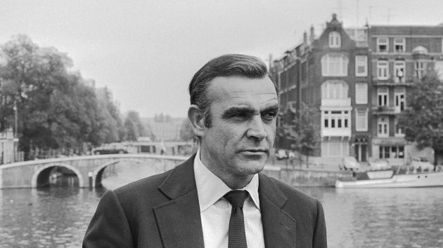 Sean_Connery 1971 James Bond