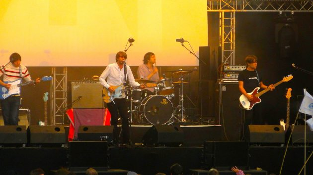 Tocotronic at Dockville festival