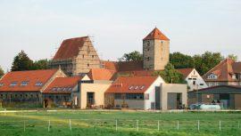 Die Domäne Marienburg ist Teil der Uni Hildesheim