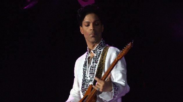 Prince beim Coachella Festival 2008