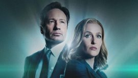Mulder Scully X-Files REboot
