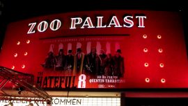 Zoopalast Premiere The Hateful 8