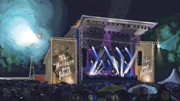 Das Haldern-Pop Festival