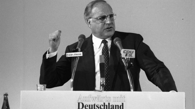 25.5.1983 31. Bundesparteitag der CDU in der Congress-Halle 8 der Kölner Messe.