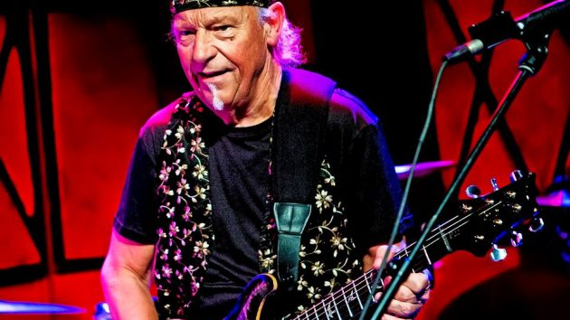 """Martin Barre: """"When I get up in the morning I plug in my"""