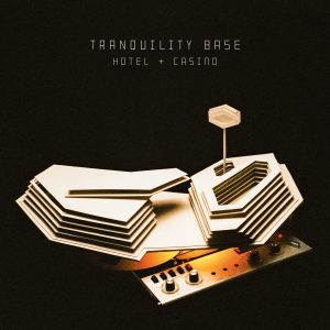 Arctic Monkeys – Tranquillity Base Hotel & Casino